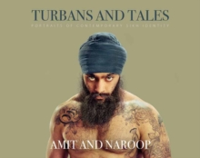 Turbans and Tales, Hardback Book