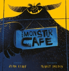 The Monster Cafe, Paperback / softback Book