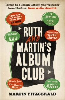 Ruth and Martin's Album Club,  Book