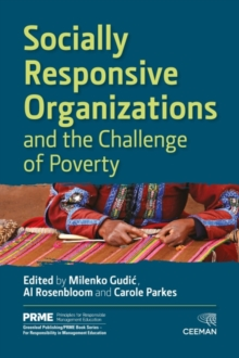 Socially Responsive Organizations & the Challenge of Poverty, Hardback Book