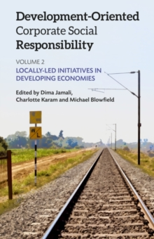 Development-Oriented Corporate Social Responsibility: Volume 2 : Locally Led Initiatives in Developing Economies, Paperback Book