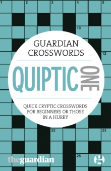 Guardian Quiptic Crosswords: 1, Paperback Book