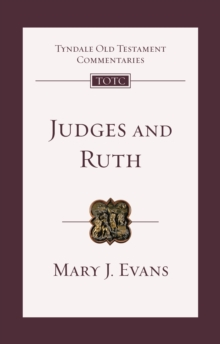 Judges And Ruth : An Introduction And Commentary, Paperback Book