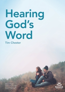 Hearing God's Word, Paperback / softback Book