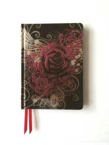 Wings of a Rose (Contemporary Foiled Journal), Hardback Book