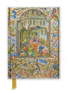 Illuminated Manuscript Marriage Feast at Cana (Foiled Journal), Hardback Book