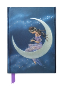 Jean & Ron Henry: Moon Maiden (Foiled Journal), Hardback Book