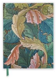 William Morris: Acanthus (Blank Sketch Book), Notebook / blank book Book