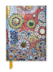 Gaudi (Inspired by): Mosaic (Foiled Journal), Notebook / blank book Book