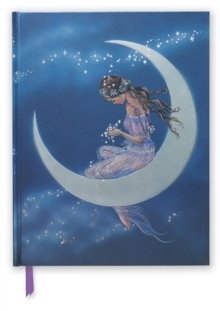 Jean & Ron Henry: Moon Maiden (Blank Sketch Book), Notebook / blank book Book