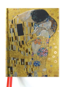 Gustav Klimt: The Kiss (Blank Sketch Book), Notebook / blank book Book