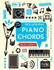 Piano Chords (Pick Up & Play) : Pick Up & Play, Spiral bound Book