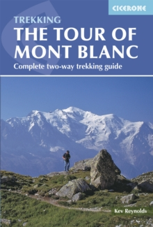 Tour of Mont Blanc : Complete two-way trekking guide, PDF eBook