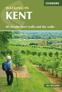 Walking in Kent : 40 circular short walks and day walks, EPUB eBook