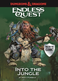 Dungeons & Dragons Endless Quest: Into the Jungle, Hardback Book