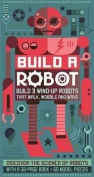 Build a Robot, Hardback Book