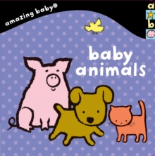 Baby Animals : Amazing Baby, Board book Book