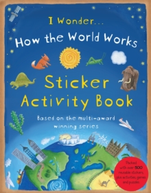 How the World Works: Sticker Activity Book, Paperback Book