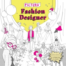 Pictura Puzzles: Fashion Designer, Paperback Book