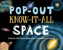 Pop-Out Space, Paperback Book