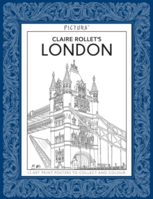 Pictura Prints: London, Paperback / softback Book