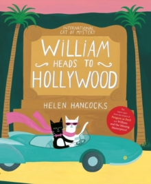 William Heads to Hollywood, Hardback Book