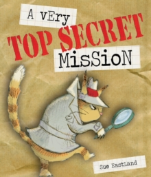 A Very Top Secret Mission, Paperback Book