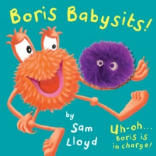 Boris Babysits : Cased Board Book with Puppet, Hardback Book