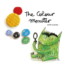 The Colour Monster, Paperback Book