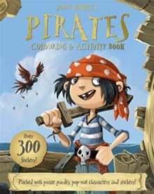 Jonny Duddle's Pirates Colouring & Activity Book, Paperback / softback Book