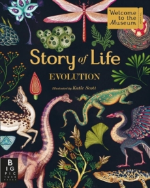 Story of Life: Evolution, Hardback Book