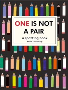 One is Not a Pair : A spotting book, Hardback Book