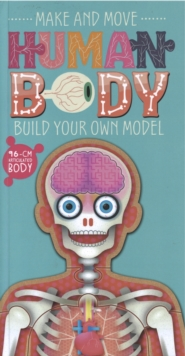 Make and Move: Human Body, Hardback Book