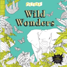 Pictura Puzzles: Wild Wonders, Paperback Book