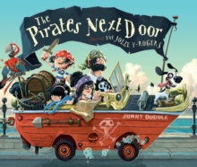 The Pirates Next Door, Board book Book