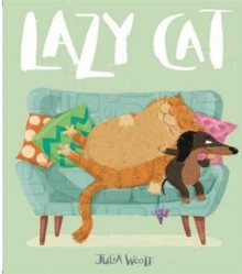 Lazy Cat, Paperback Book
