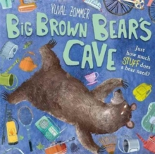 BIG BROWN BEARS CAVE, Hardback Book