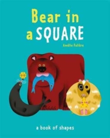 Bear in a Square, Board book Book
