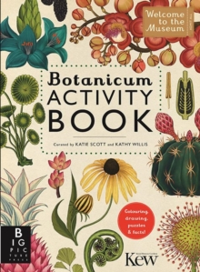 Botanicum Activity Book, Paperback / softback Book