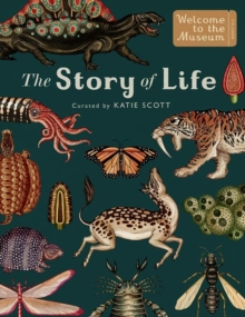 The Story of Life: Evolution (Extended Edition), Hardback Book