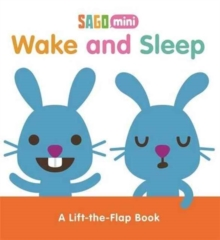 Wake and Sleep, Board book Book