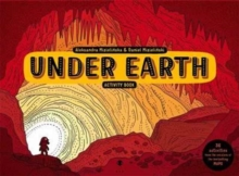 Under Earth Activity Book, Paperback Book