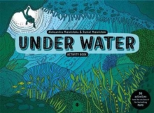 Under Water Activity Book, Paperback Book