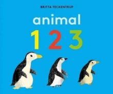 Animal 123, Board book Book