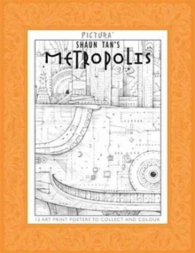 Pictura Prints: Metropolis, Paperback Book