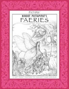 Pictura Prints: Faeries, Paperback Book