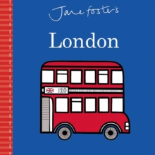 Jane Foster's London, Hardback Book