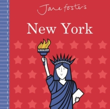 Jane Foster's New York, Hardback Book