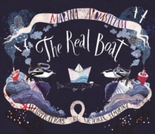The Real Boat, Hardback Book