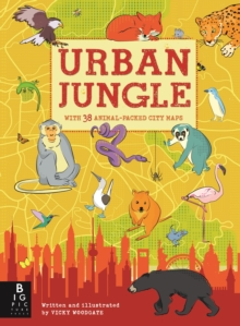 Urban Jungle, Hardback Book